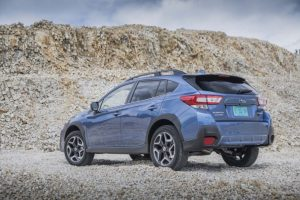 2021 Subaru Crosstrek Release Changes