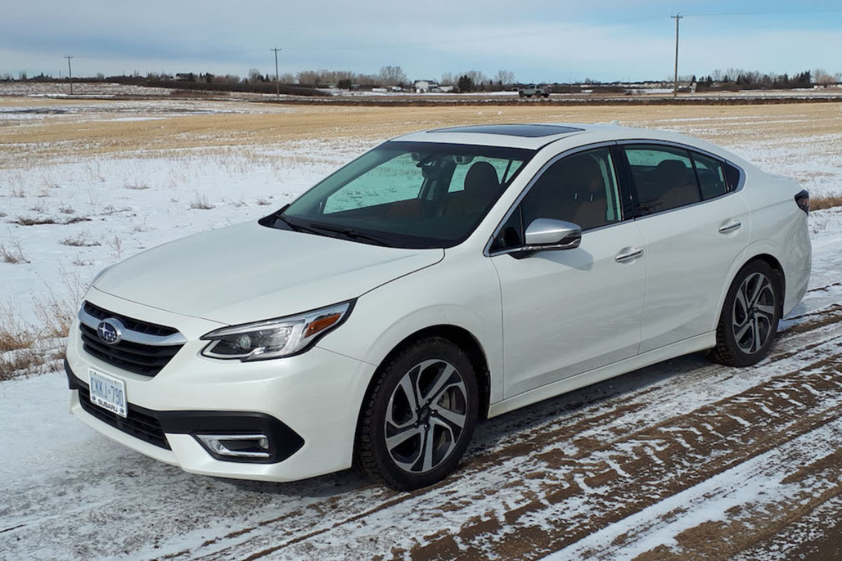 2020 Subaru Legacy Review: Redesigned But Still The Awd Champ? - 2022 Subaru Legacy Touring Xt Premier Specs, Release Date