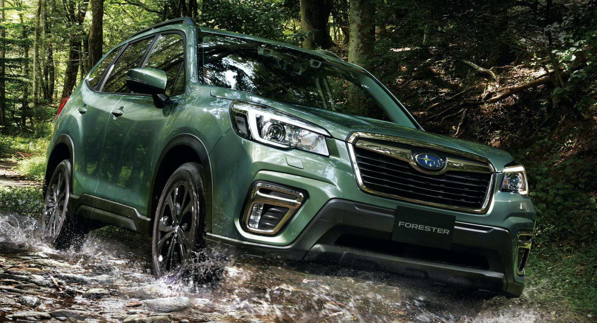 Japan's Subaru Forester X-Edition Special Not Afraid To Get - 2022 Subaru Forester Off Road Performance, Release Date, Specs