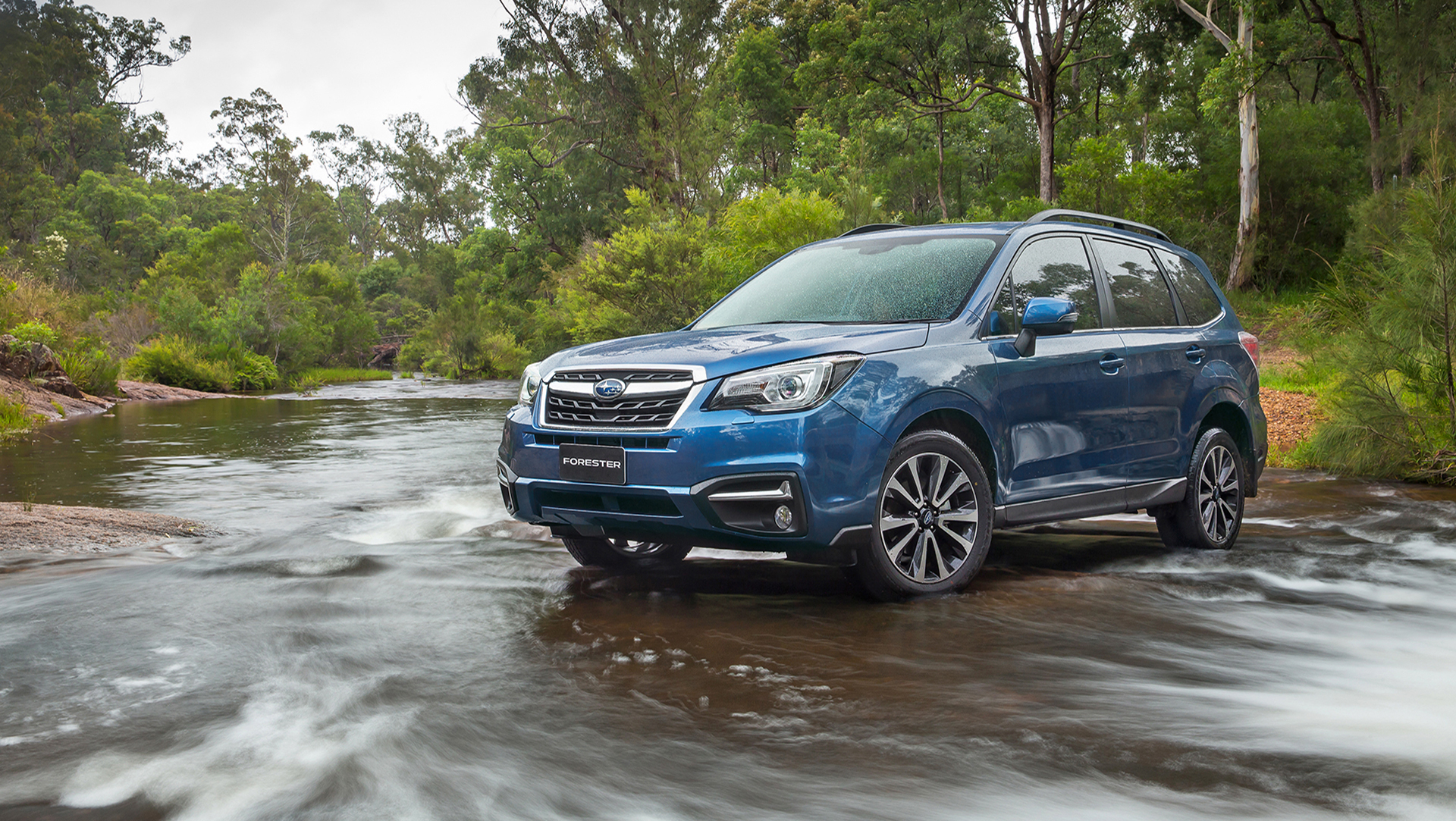 2022 Subaru Forester 2.5I-L Electric Range, Specification