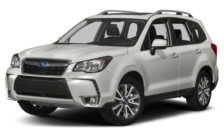 2017 Subaru Forester 2.0xt Touring Owners Manual